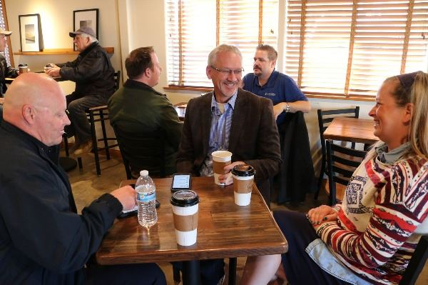 Coffee With the Mayor 2018