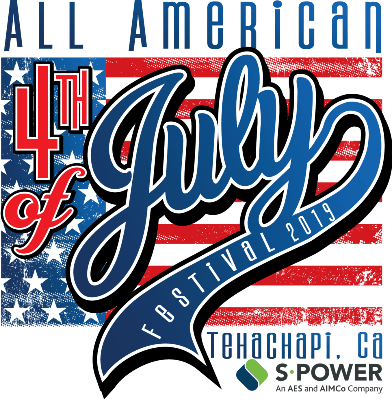 4th of July Festival logo 2019-S Power