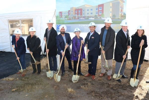 Marriott Groundbreaking