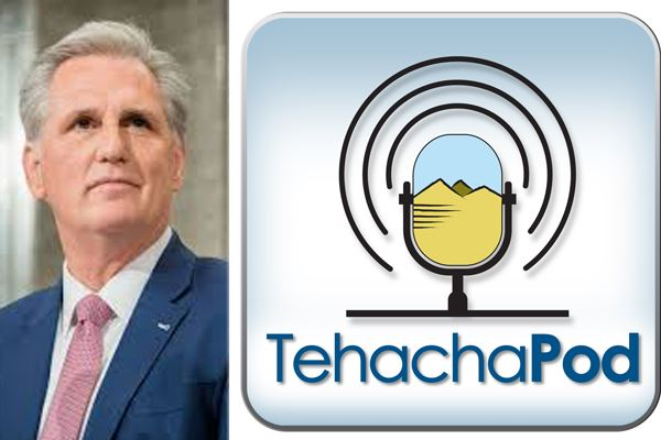 TehachaPod with McCarthy