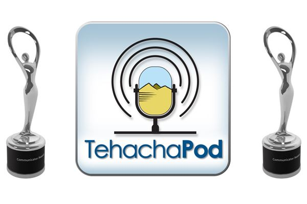 Tehachapod Communicator Awards